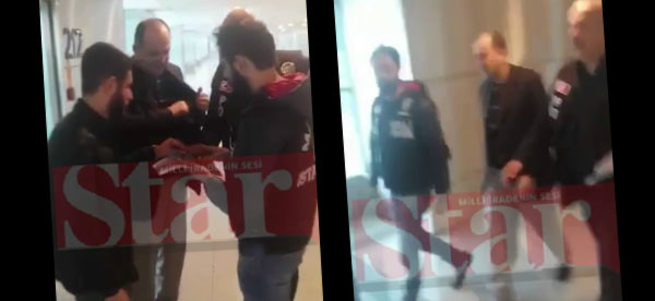 FETÖ imamı Atatürk Havalimanı'nda böyle yakalandı