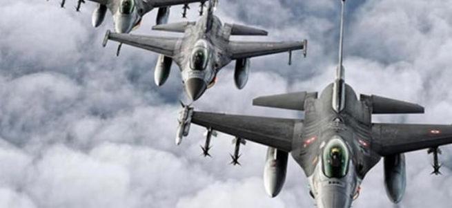TSK'dan Kuzey Irak'a 30 uçakla iki hava harekatı