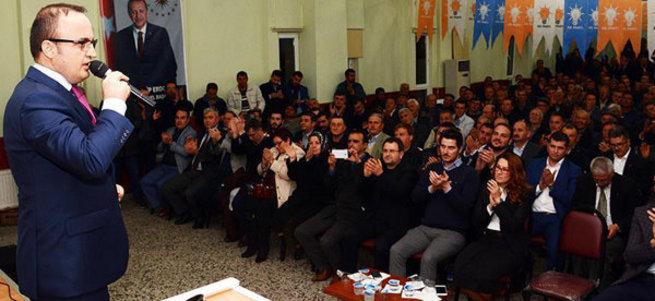 Turan: Kılıçdaroğlu fezlekelerden çekindiği için mi topu taca atıyor?