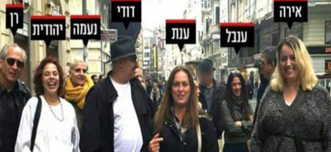 İsrailli grubun rehberi ile son fotoğrafı çeken kişi konuştu