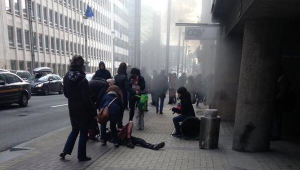 Brüksel'de 3. patlama!