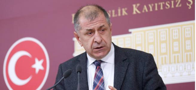 Ümit Özdağ MHP'de genel başkanlığa aday oldu