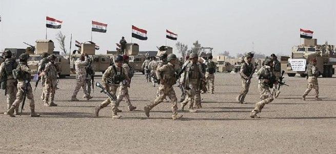 Musul'u kurtarma operasyonu başladı