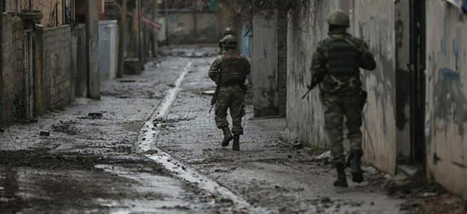 Nusaybin'de bombalı saldırı: 1 şehit 4 yaralı