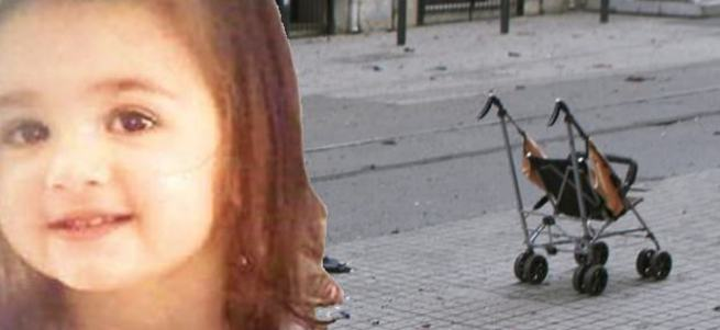 İstiklal Caddesi'ndeki patlamada yaralanan Asya bebeğin bir gözünü kaybetme ihtimali var
