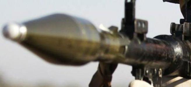 Afganistan parlamentosuna roket saldırısı