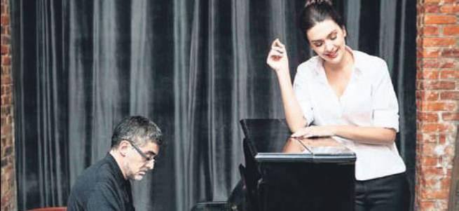 Bergüzar Korel'den caz albümü