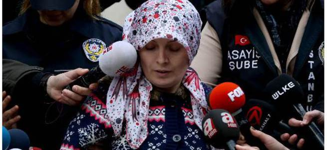 Türkan Karakütük serbest bırakıldı