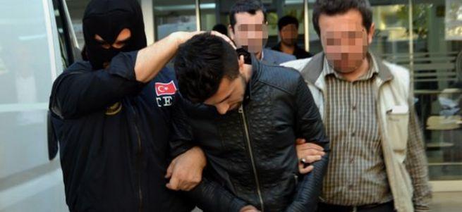 PKK'ya bombacısı bindiği otobüste yakalandı