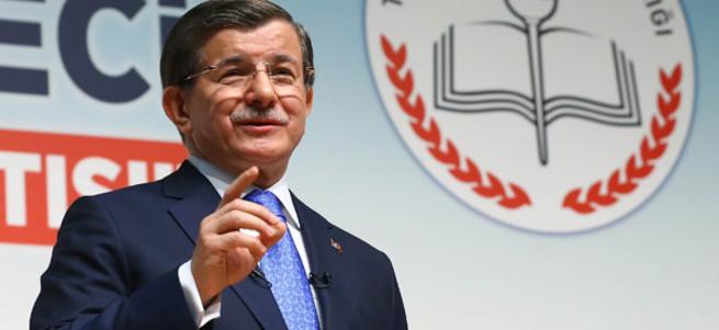 Başbakan Davutoğlu'ndan TSK açıklaması: İznimle yapıldı