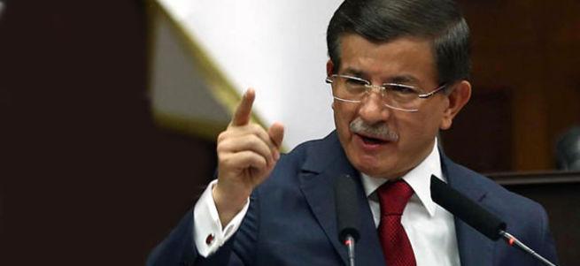 Başbakan Davutoğlu: Seviyesiz, adam olarak görmüyorum