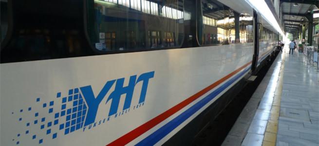 İkinci hızlı tren projesi için düğmeye basıldı