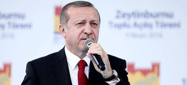 Erdoğan: Ana muhalefetin koltuğu artık bizim için boştur