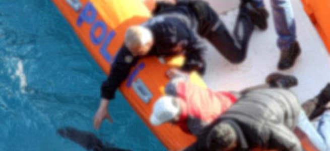 Denizde çocuk cesedi bulundu