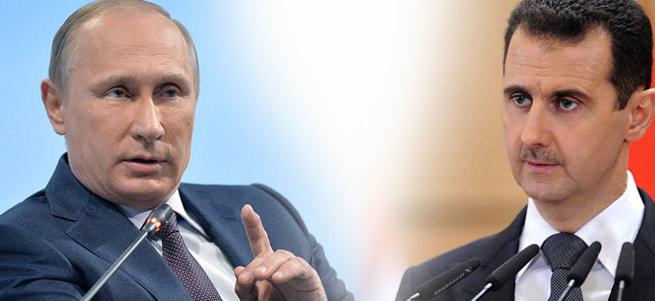 Esad ve Putin'in Halep planı