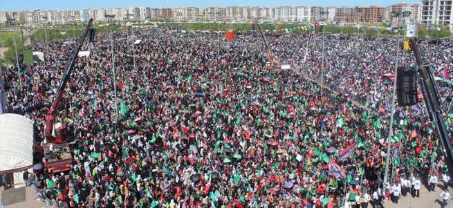 Diyarbakır'da 'Kutlu Doğum Haftası' etkinliği