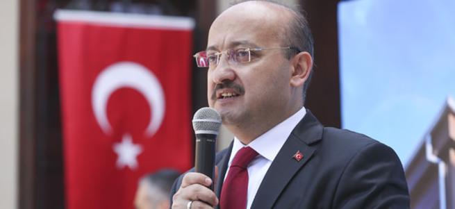 Yalçın Akdoğan'dan Yargıtay'ın Ergenekon kararına ilk tepki