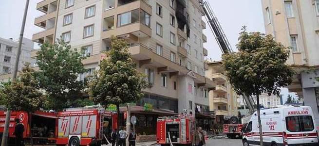 Apartmanda Patlama: 1 Ölü, 5 Yaralı