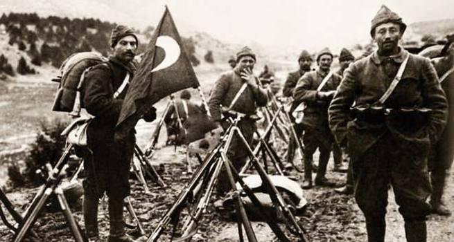 'Osmanlı askerini hafife aldılar'