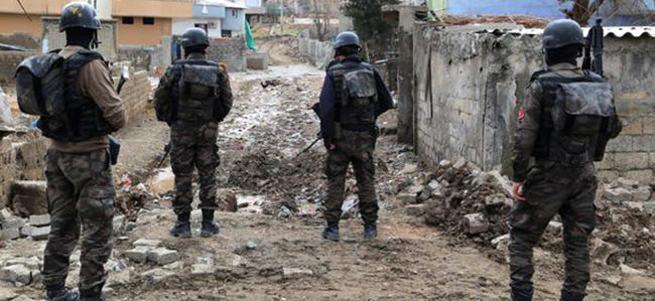Mardin'de 3 asker şehit oldu!