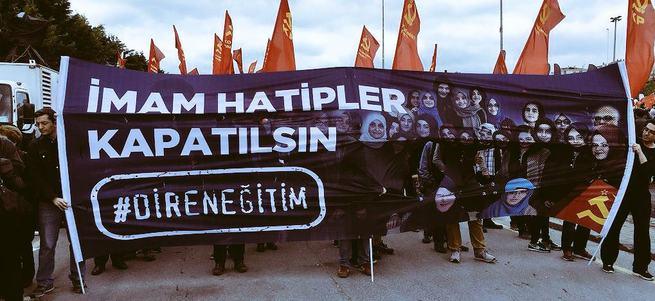 1 Mayıs Türkiye'nin dört bir yanında böyle kutlandı!