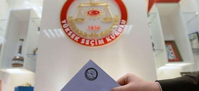 YSK'dan 'erken seçim' açıklaması