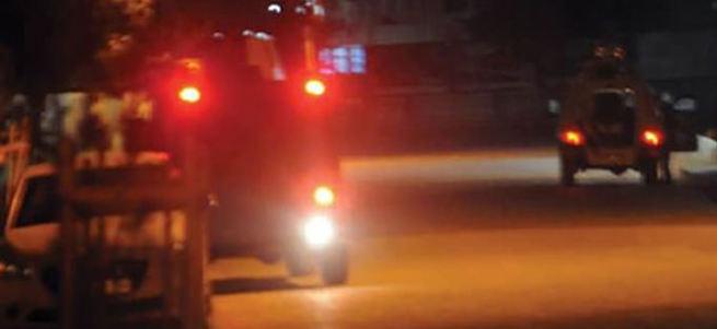 Van'da zırhlı polis aracına roketatarlı saldırı!