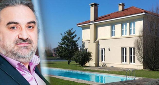 Volkan Konak 5 milyon liraya villa aldı