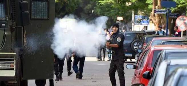 Mısır'da silahlı saldırı: 8 polis hayatını kaybetti