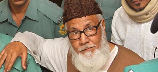 Müslüman lider Rahman Nizami idam edildi!