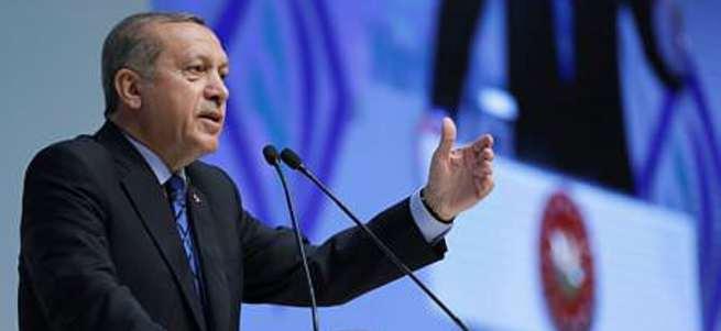 Cumhurbaşkanı Erdoğan Batı'ya seslendi!