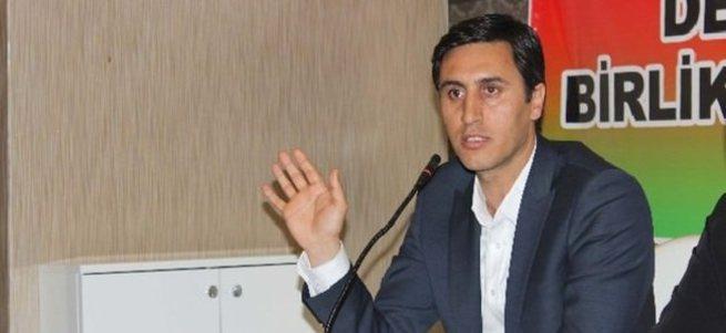 DBP Eş Genel Başkanı Yüksek tutuklandı