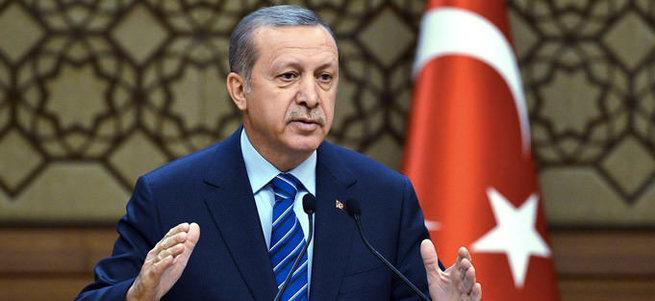 Erdoğan'dan Çukurca mesajı