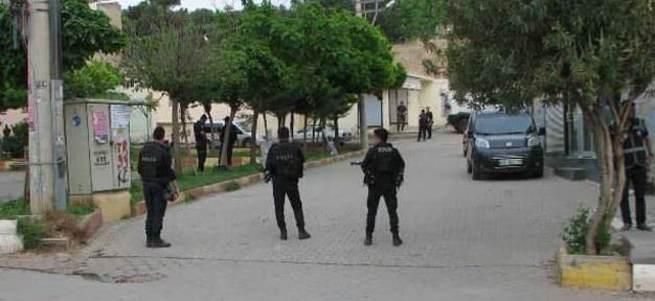 Viranşehir'de polis ile PKK'lılar arasında çatışma