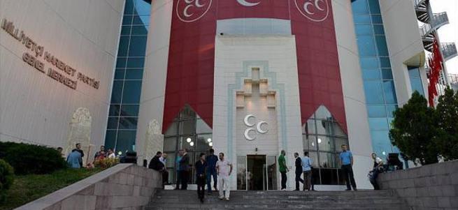 Ankara 2. İcra Hakimliği'nden 'MHP' kararı