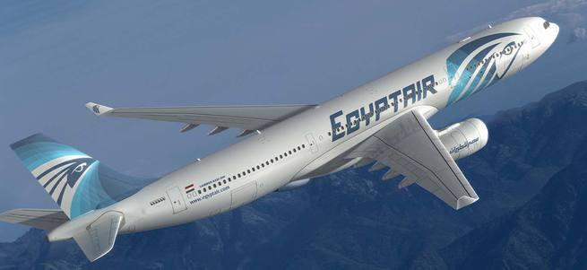 Mısır uçağı için son teknoloji gemi gönderildi