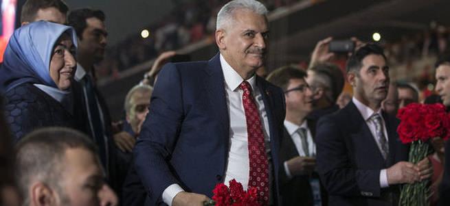 AK Parti 3. genel başkanını seçiyor
