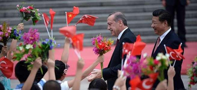 Türkiye ve Çin'den Orta Koridor hamlesi