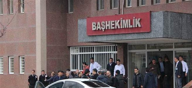 Teröristleri tedaviye 'gözü kapalı' gittiler