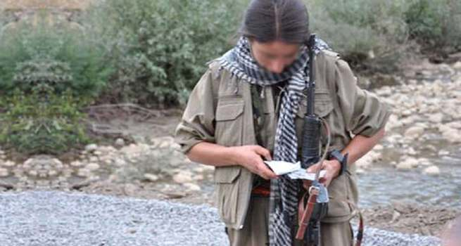 PKK'lı terörist: Hendek kazmak hataydı