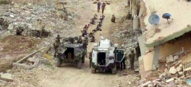 Nusaybin'de 42 terörist güvenlik güçlerine teslim oldu