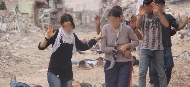 Teslim olmak isteyen PKK'lı üzerindeki bombayı patlattı