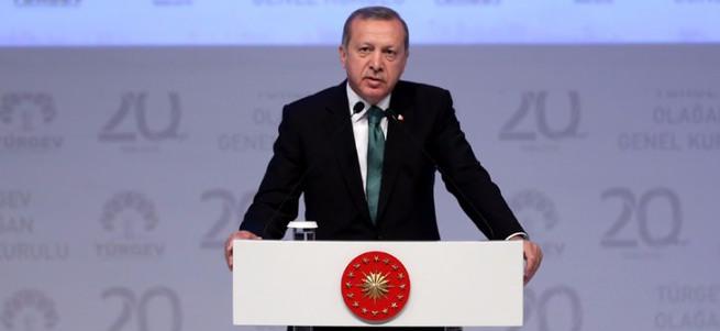 Erdoğan: Paralel çete en çok TÜRGEV ile uğraştı