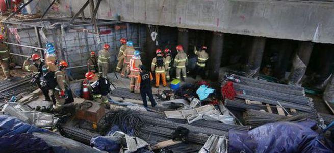 Güney Kore'de metroda patlama: 4 ölü