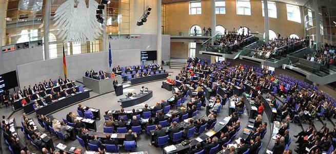 Almanya Meclisi 1915 sözde soykırım tasarısını kabul etti