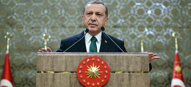 Cumhurbaşkanı Erdoğan: Sizi dertlerinizle başbaşa bırakırız