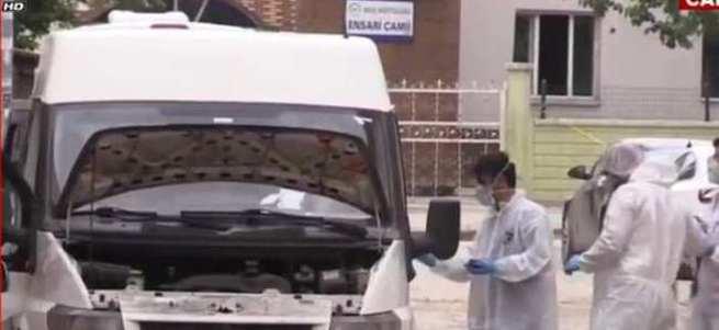 Muş'ta bomba yüklü araç bulundu!