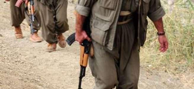 Giresun'da askerle çatışmaya giren terörist öldürüldü