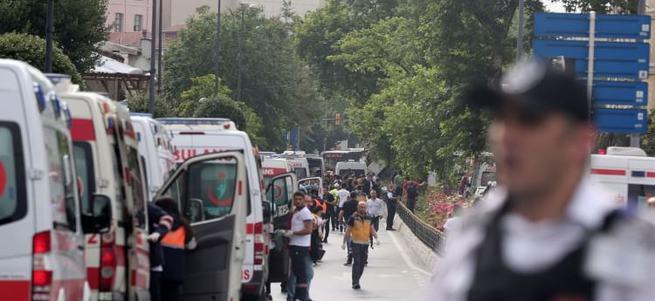 Beyazıt'taki saldırıda alçak detay