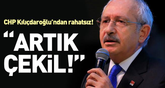 CHP'lilerden Kılıçdaroğlu'na: Artık çekil